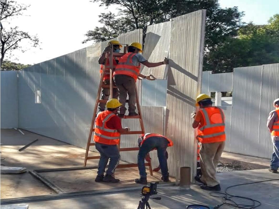 Paraguay aumenta inversión en infraestructura en medio de crisis del COVID-19