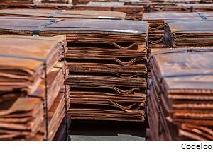 Exportaciones mineras chilenas caen 8%