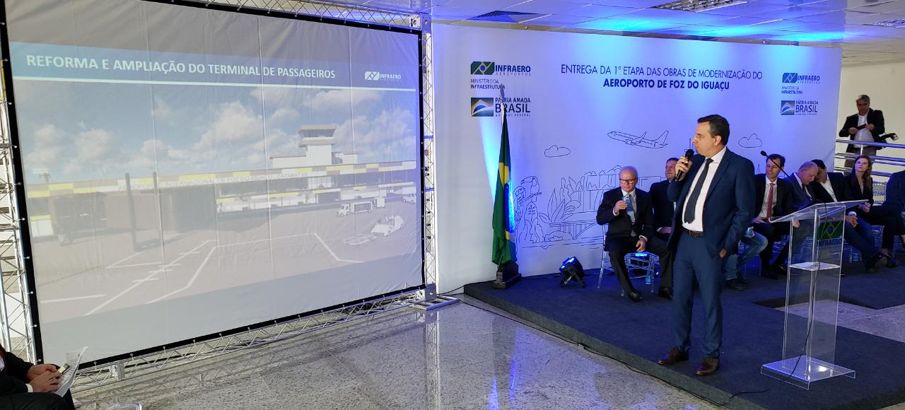 Foz do Iguaçu airport upgrade advances ahead of auctions