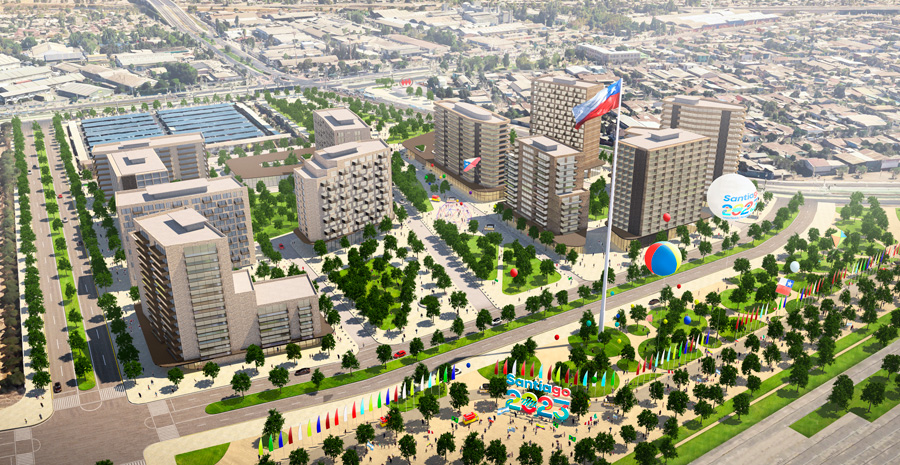 Chile submits EIA for Pan-American Games villa
