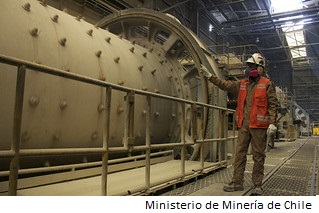 Chile's mining suppliers fair going virtual