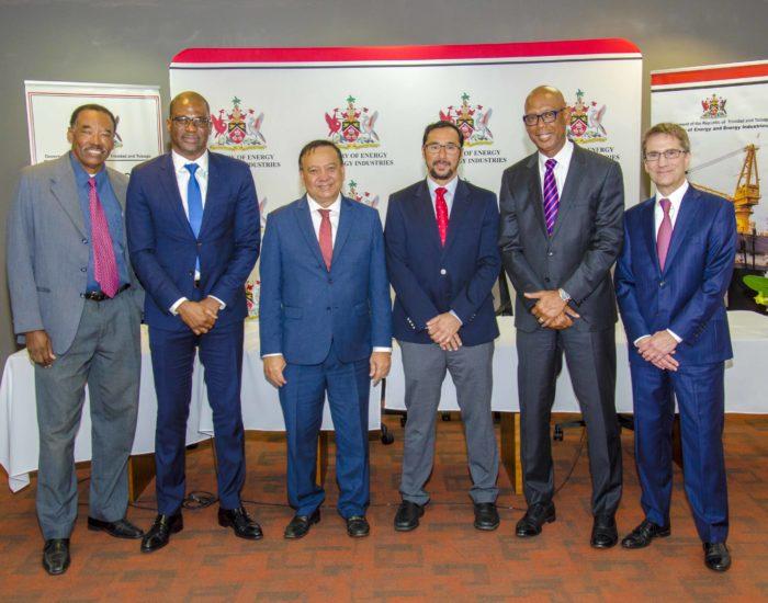 Acuerdo definitivo entre el Gobierno de República de Trinidad y Tobago y Shell