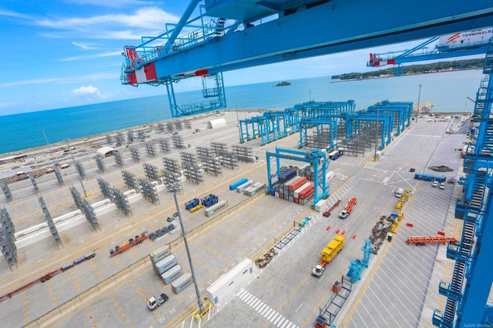 Costa Rica set to select bank to manage Moín port fees