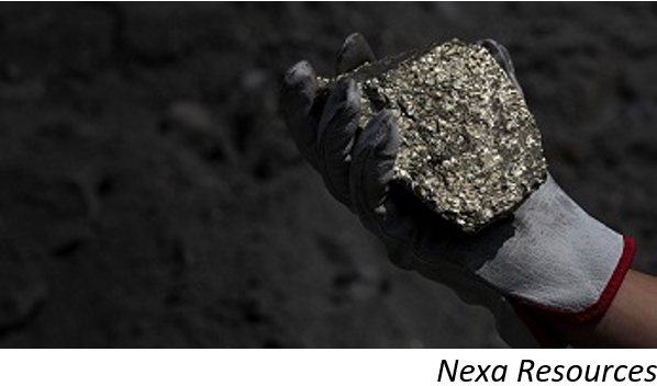 Nexa obtiene préstamo de US$100mn de JPMorgan Chase
