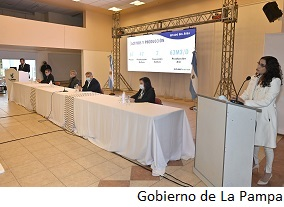Panorama de Argentina: almacenamiento de GNL, bloque petrolero en La Pampa, licitación de renovables