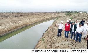 Perú invertirá US$1.510mn en infraestructura y mitigación de riesgos