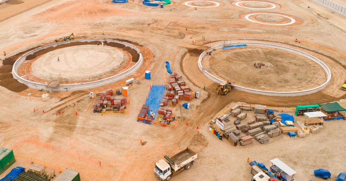 PETROPERÚ informa sobre reinicio de labores de construcción de nuevo Terminal de Ilo