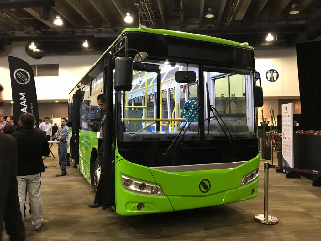 Guadalajara BRT system to include an all-electric bus corridor