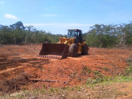 YPFB llega al norte Amazónico y se concentra en la perforación del pozo Gomero X1