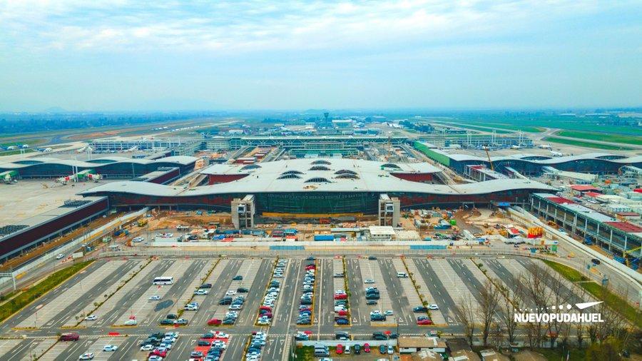 Chile lanza licitación de estudios para aeropuerto de Santiago