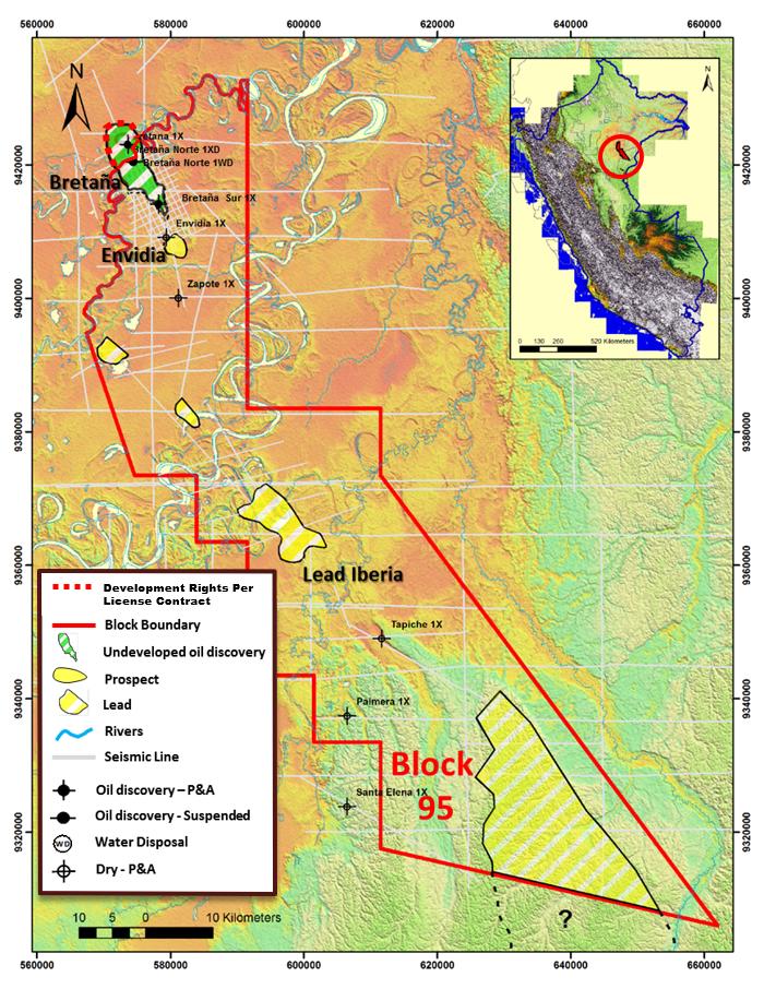 PetroTal avanza hacia meta de 10.000b/d