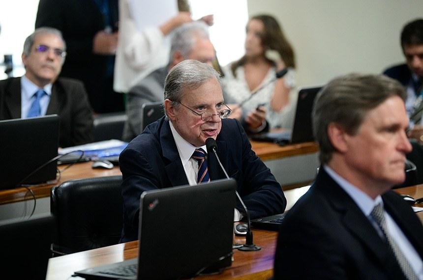 Senado de Brasil agiliza trámite de nuevo proyecto de ley de saneamiento