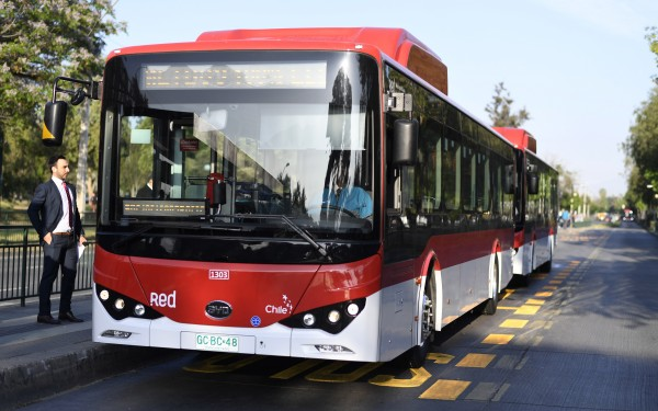Chile starts tender process to renew bus fleet