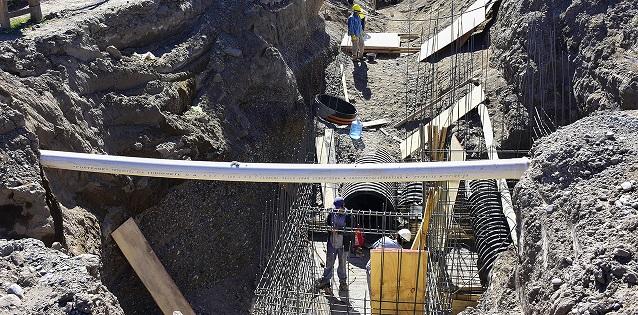 Neuquén negocia US$200mn para financiar obras públicas