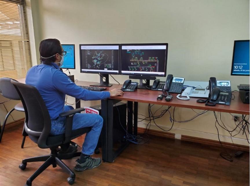 Celec EP implementa centro de operación de transmisión alterno