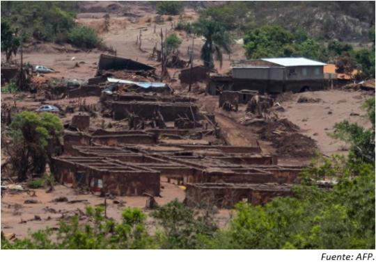 Autorizan a Vale a reanudar operaciones de mineral de hierro en Samarco