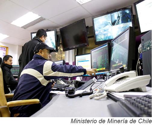 Capacitación y objetivos comunes serían clave para transformación digital de la minería