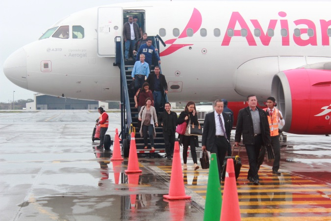 Ecuador iniciará construcción de nueva terminal aeroportuaria