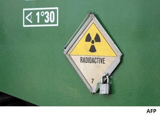 Emergency simulation performed on radioactive Brazilian dam