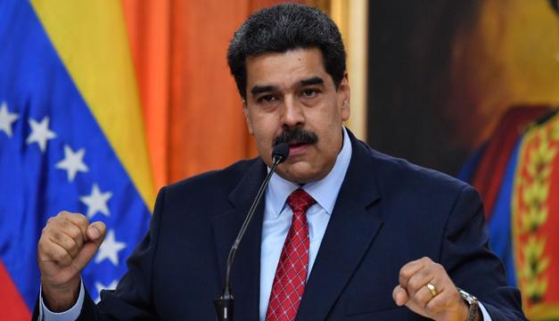 """EE.UU. asedia a Venezuela con sanciones petroleras y Maduro acusa """"golpe"""""""