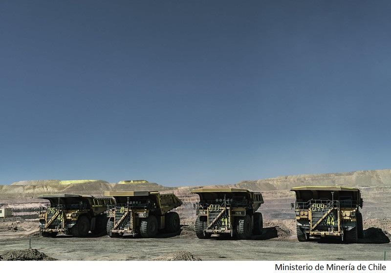 Mineras alistan ayuda a pymes chilenas afectadas por disturbios
