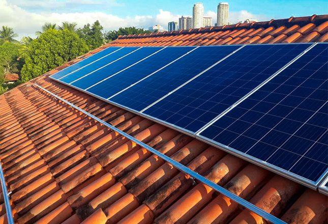 Brasil aumentaría competitividad en paneles solares