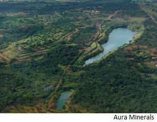 Minera Aura recorta gasto de capital 2021