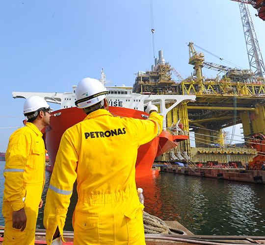 El debut de Petronas en perforaciones en Brasil a la vista
