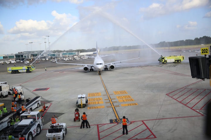 Tocumen airport's 2nd terminal starts partial operations