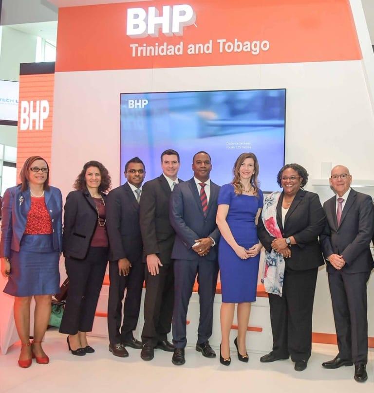 Barbados emite licencias de exploración costa afuera efectivas para BHP Petroleum