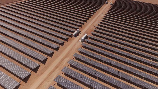 Acciona avanza con cartera solar en Chile