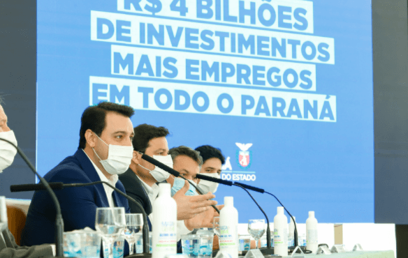 Brazil's Paraná state unveils US$760mn infra investment plan