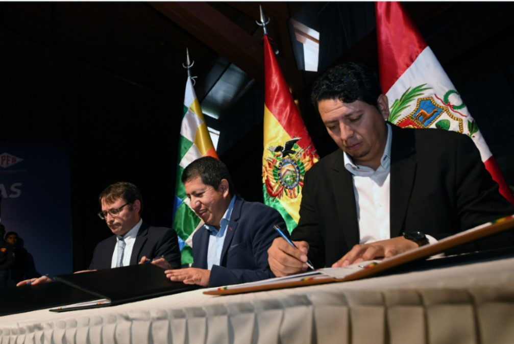 Bolivia begins negotiations for the opening of private markets in Peru and Argentina
