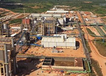 Vale reanuda producción en mina de níquel en Pará