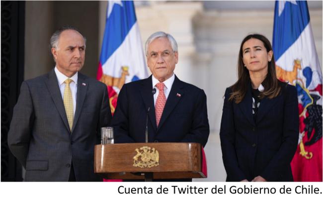 Chile cancela cumbres APEC y COP25 en medio de disturbios sociales