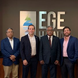 EGE Haina wind farms are the first to receive Carbon Bonds in the DR