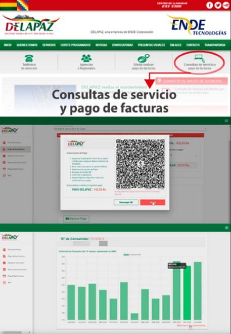Ende Tecnologías develops innovative software for the company Delapaz
