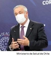 Santiago anuncia masiva cuarentena tras aumento de casos de COVID-19