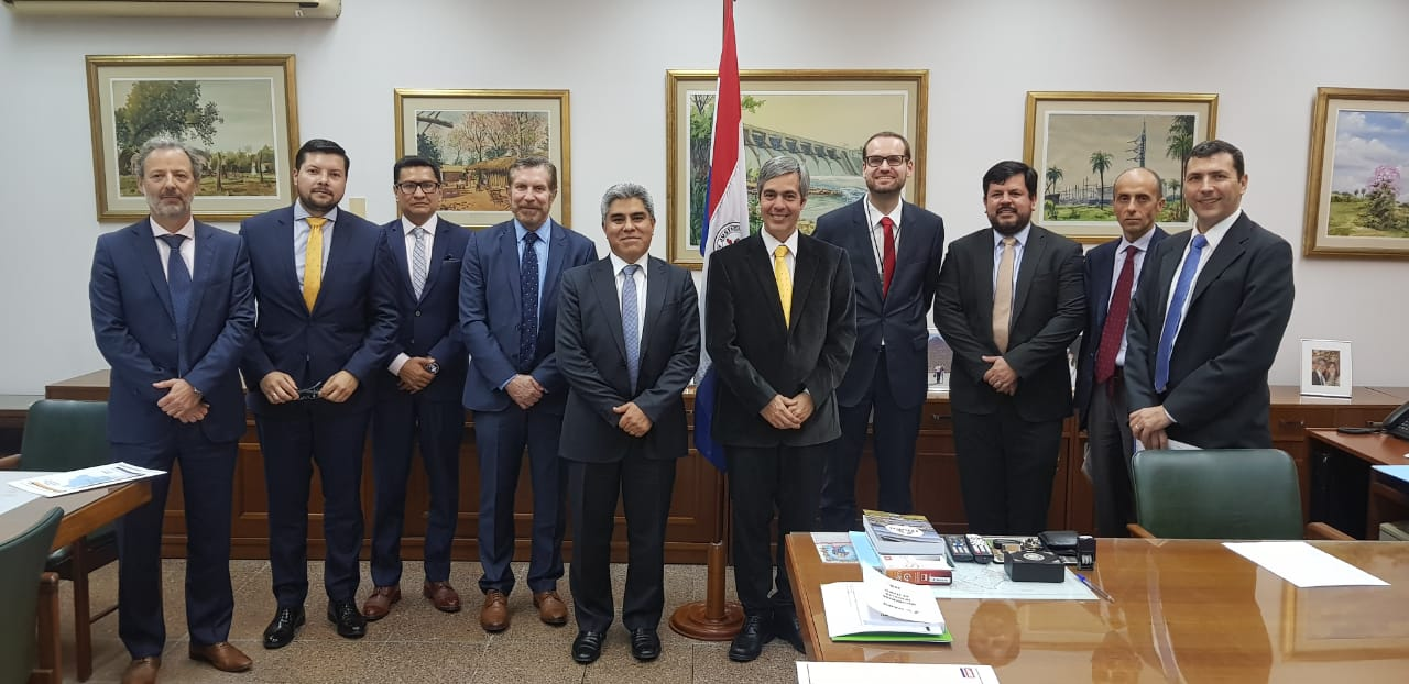 Study of electrical interconnection between Paraguay and Bolivia begins