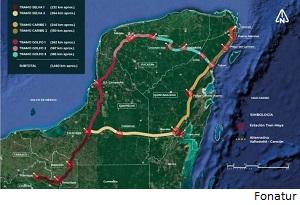 México recula en disputa sobre derechos de paso de Tren Maya