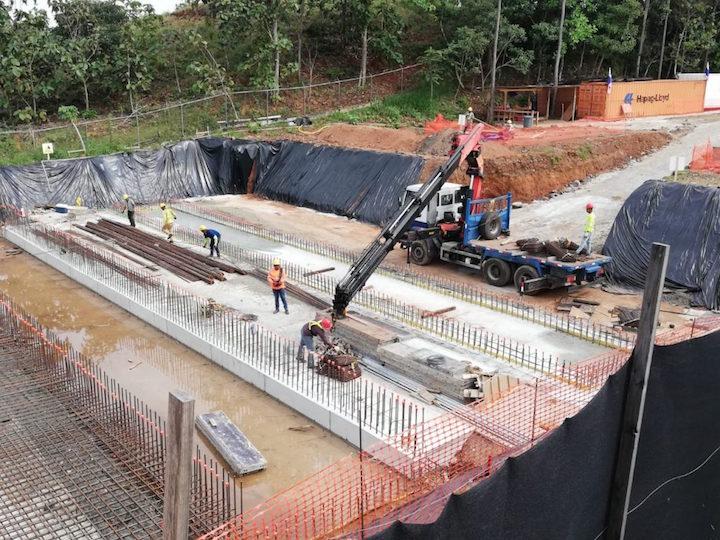 Expansion of Panama potable water plant advances