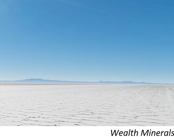 Proyectos chilenos de litio sufren los efectos del COVID-19