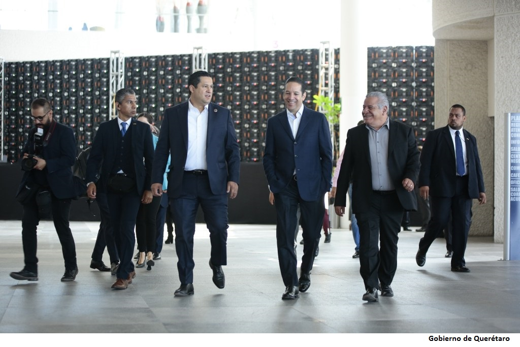5 Mexican states form economic alliance