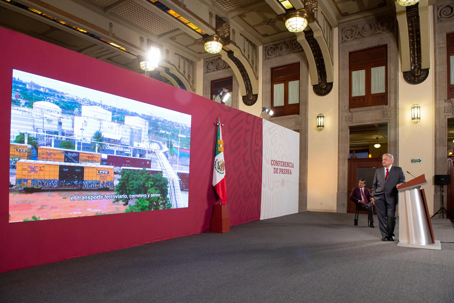 AMLO adds railway projects to Mexico's list of key progress reports