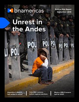 NUEVO REPORTE- Riesgo político: la región andina en ebullición