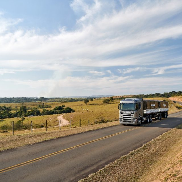 Brazil to start producing natgas-fueled trucks
