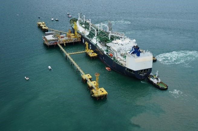 GNL fijará precio referencial del gas a futuro en Brasil