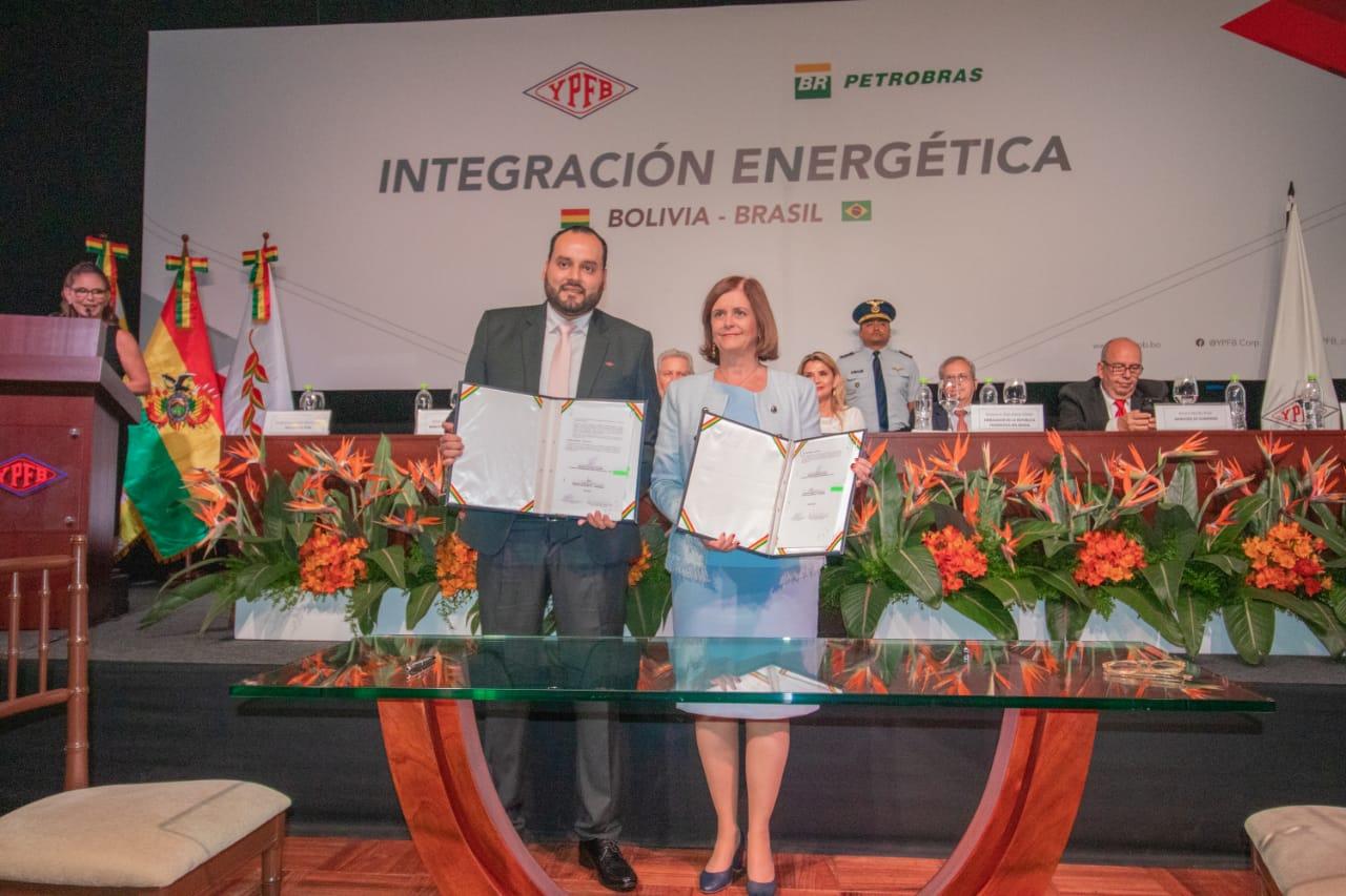 Bolivia venderá 20 MMmcd de gas a Brasil y garantiza estabilidad de la economía con ingresos de $US 6.000 MM