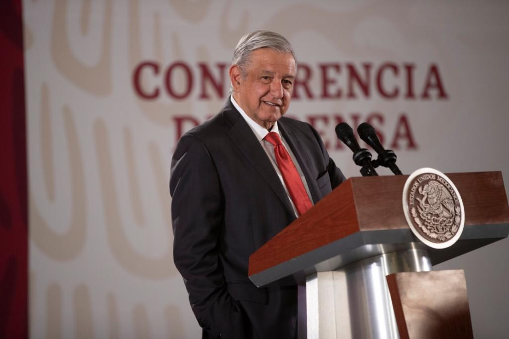 AMLO mantiene esperanza de T-MEC en medio de política divisiva de EE.UU.