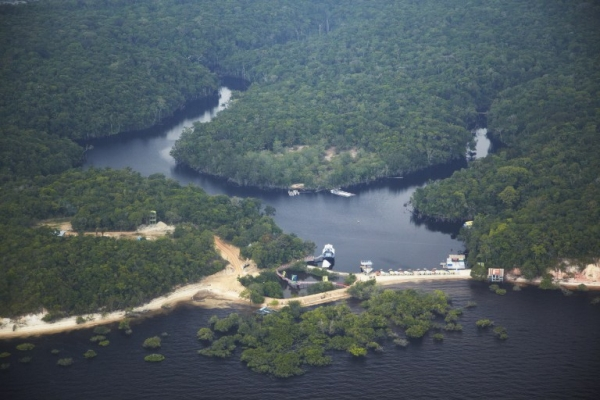 Is Brazil's environment friendly Amazon fund at risk?